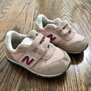 New Balance 311 Toddler Sneaker - Girls 8